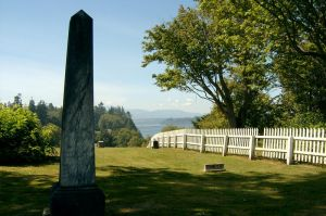 Port Gamble Cemetery 9 by Guardian0660