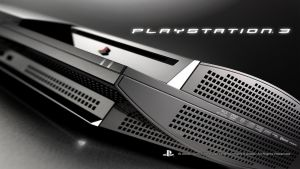 Sony PS3 BLACK Theme Wallpaper by EffECKTz