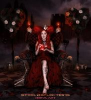 The Queen of Hearts... by Steel-Reflections