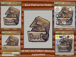 Buuf theme for S40 by mejitorow