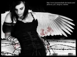 Mortelune angel of the death by josemanchado
