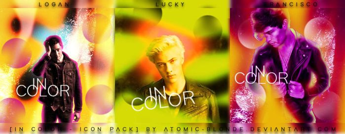 In Color - Icon Pack by atomic-blonde