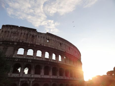 Colosseum by tigerlily88