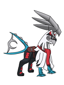 Silvally by gbot13