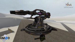 UT2004 Assault Turrets by Stefano96