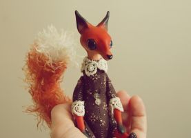Mister Fox by fluorescent2892