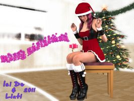 Merry Christmas from Isi De by bruzzo
