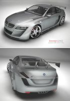 bmw 2nd custom view 2 by dwiirawan