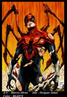 SUPERIOR SPIDERMAN by Mich974