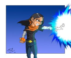 Android 17 by neosoultaker