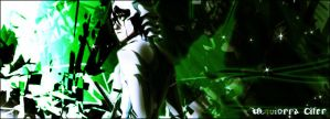 Signature - Ulquiorra Cifer by Neoriek