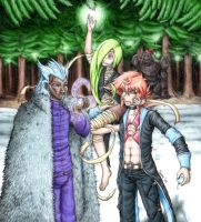 Winter Solstice Cooperation by Fai-Ness