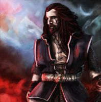 Thorin Oakenshield by dasnuff