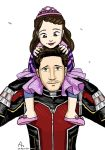 Father and Daughter by Fandias