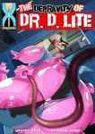 The Depravity of Dr D Lite 3 - Swelling Slime Girl by expansion-fan-comics