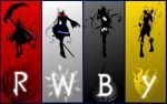 RWBY Wallpaper (1440x900) by ImMadiKnow