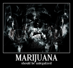 marijuana should be unlegalized by x-ReaperLadyDeath-x