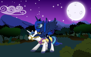 Night In Shining Armor by mattbas