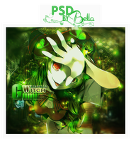 PSD BY BELLA-GUMI WITCH by IsaBellaaWilliam
