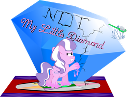 Not My Little Diamond (2nd Cover Art) by MagerBlutooth