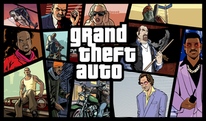Grand Theft Auto PS2 Skin by SlimTrashman