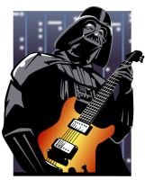 Vader, Axe Messiah by montgomeryq