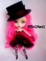 Custom pullip Roxy by lovehaze