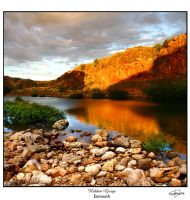 Yardie Creek Gorge by TomMontgomery