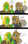 Typical behavior by Caneleb