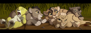 Royal Delta Cubs by kohu-arts