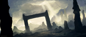 Ruins Detailed by ehecod