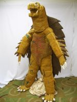 Memories of GFest: Gamera The Brave and Bloody by kaijukid
