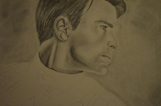 Captain America WIP 1 by Rachie-D18