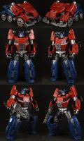 Custom FOC Optimus Prime by Solrac333