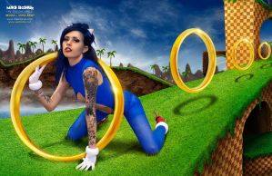 Golden Rings :: Sonic by vera-baby