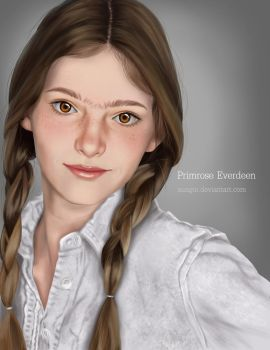 Primrose Everdeen by aungor