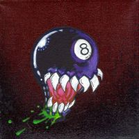 8-ball by connorobain