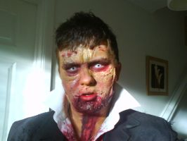 Zombie Costume by xric