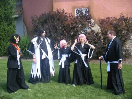 Soul Reaper 11th Squad by EndOfGreatness