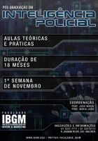 Flyer2 - Inteligencia Policial by lcdesigner
