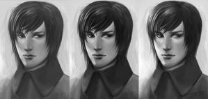 3-Steps Grayscale by luvlessparadise
