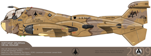 VE-3A Howler UNN Zappers by mrcoolusername