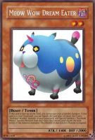Meow Wow Dream Eater card by A5L
