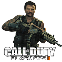 Call of Duty Black Ops II  Icon by Ni8crawler