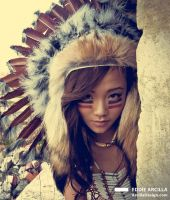 Tail Feather Collection: Nina P.-03 by Edd1ZzLe