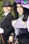Trinity Blood Cosplay: Two Ladies by alberti