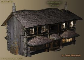 Abandoned Tavern 4 of 4 by Everto-Phasmatis