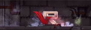 Violent Reality Youtube Background by RivalDesigns