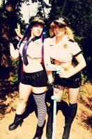 Peace Police by CosplayButterfly