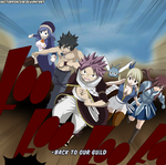 Fairy Tail Team Manga 495 by Hectorponce98